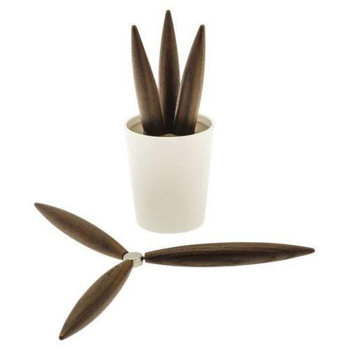 Podstawka pod naczynia w stojaku Legnoart Cereus wenge