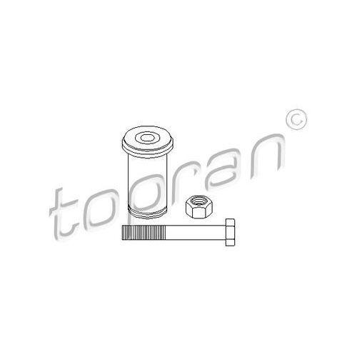 Topran Zestaw naprawczy, dźwignia kierunkowa (prowadząca)  400 087