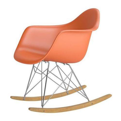 D2.design Krzesło p018rr pp inspirowane rar - pomarańczowy
