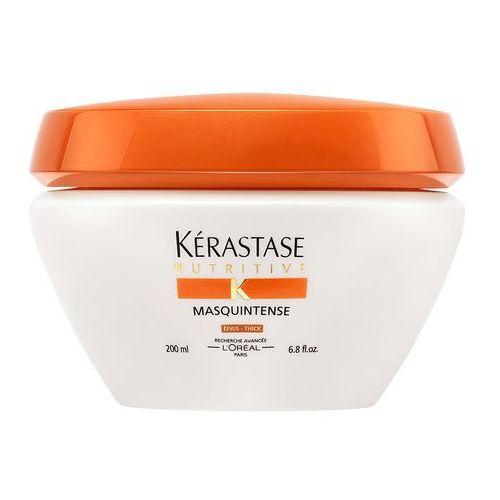 KERASTASE Nutritive Masquintense Maska odżywcza do włosów grubyck (thick) 200ml