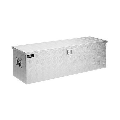 MSW Skrzynka narzędziowa - aluminium - 150 l MSW-ATB-1230 - 3 LATA GWARANCJI
