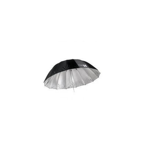 Parasol paraboliczny Quadralite Space Srebrny 150cm, kup u jednego z partnerów