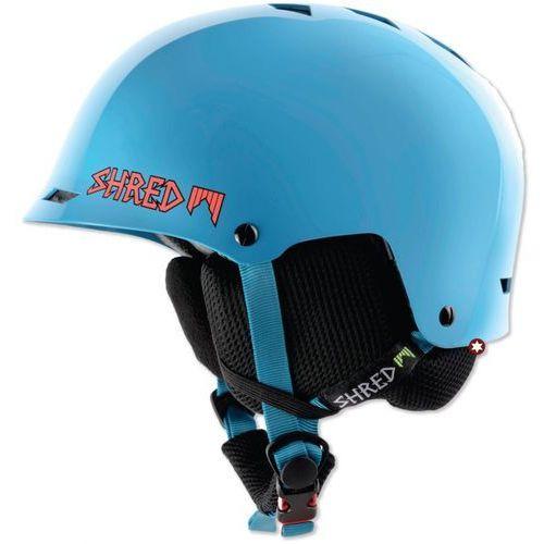 SHRED HALF BRAIN SKYWARD - kask snowboard rolki rower R. M/XL 57-61 CM