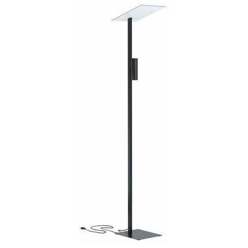 Eglo Budensea 99113 lampa stojąca podłogowa 2x5W GU10-LED czarna/biała