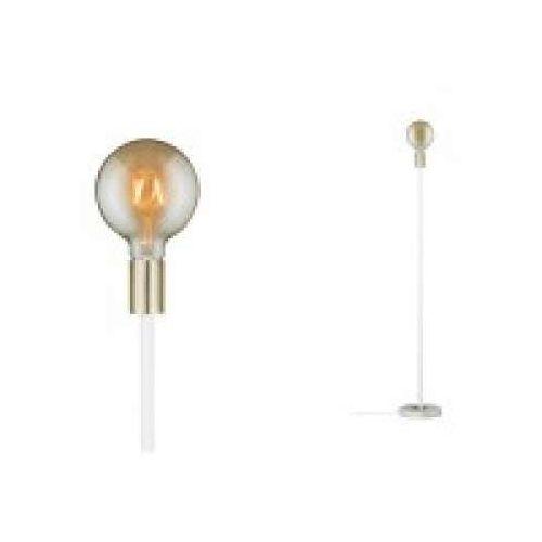 Oprawa podłogowa neordic nordin 1-lampa biała / złota / marmurowa, 79615 marki Paulmann