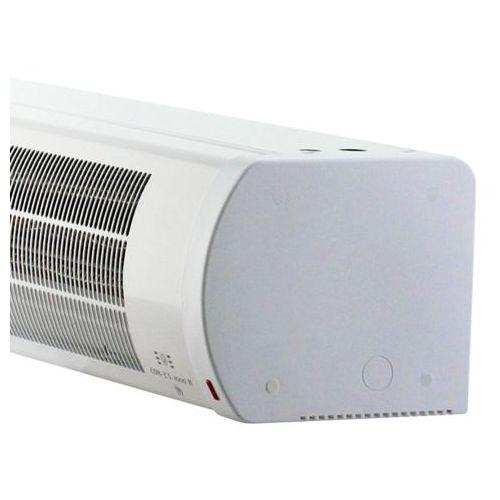 Kurtyna powietrzna elektryczna cor3,5 - 1000n z grzałką 3,5kw długość 100cm 230v marki Venture industries /soler palau