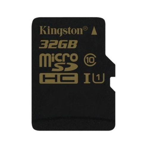 Karta pamięci KINGSTON Canvas Select microSDHC 32GB + SD adapter (0740617274707)
