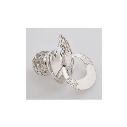 Asimexplus Ażurowy smoczek ze srebra - (a#sm004)