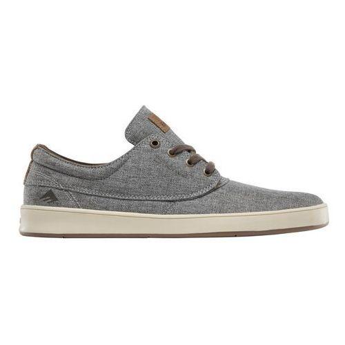 Buty - emery grey/brown (089), Emerica