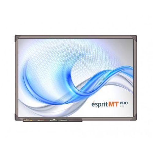 2x3 Zestaw interaktywny esprit mtpro80 + projektor ultrakrótkoogniksowy optoma x320ust