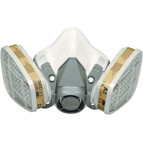 Filtr gazu i filtr kombinowany 3M 6055 Klasa filtrów / stopień ochrony: A2 4 par(a), 6055