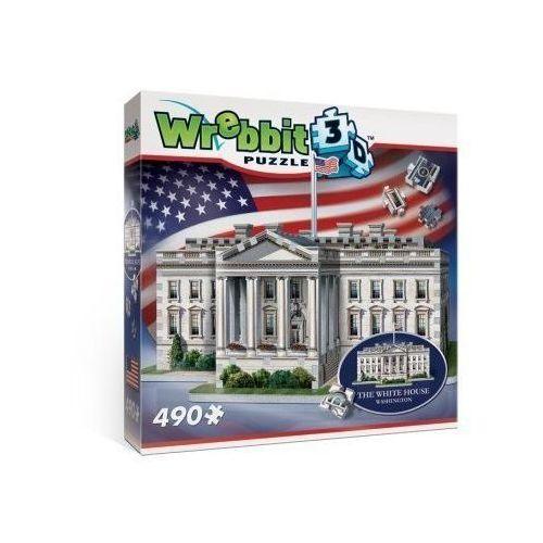Tactic 490 elementów wrebbit puzzle, biały dom