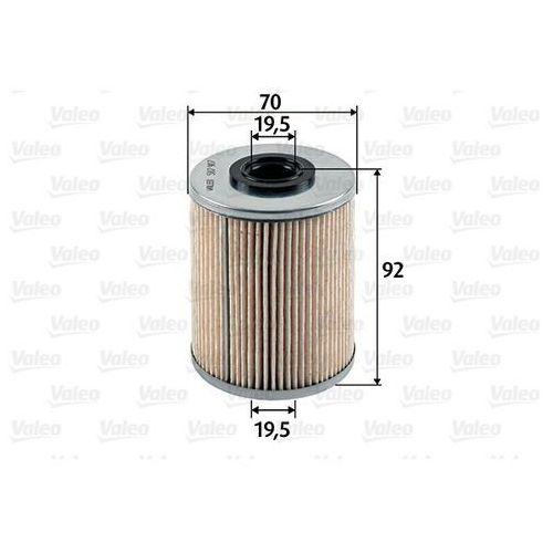 Filtr paliwa VALEO 587907, 587907