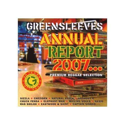 Greensleeves Różni wykonawcy - annual report 2007... (0601811802427)