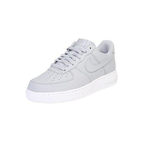 Nike Sportswear Trampki niskie 'Air Force 1' jasnoszary, kolor szary