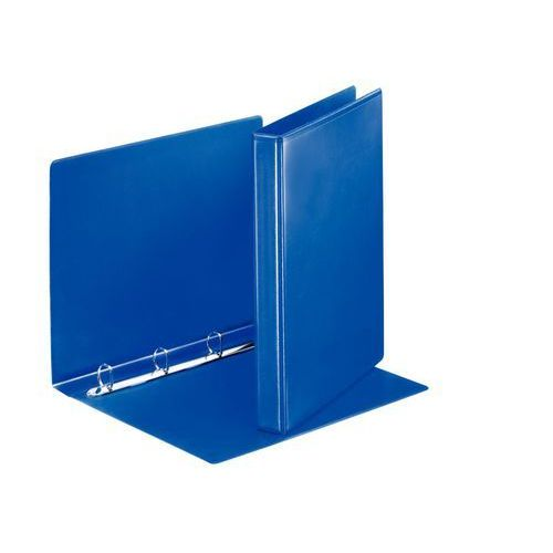 Esselte Segregator ofertowy  essentials 49757 a4/38/4ringi niebieski