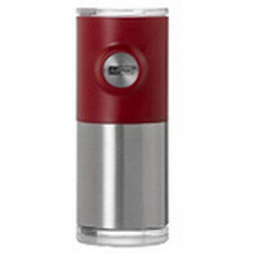 Adhoc Młynek do soli i pieprzu pepnetic czerwony ścienny magnetyczny