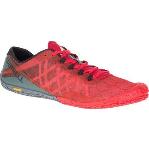 Merrell Vapor Glove 3 Buty do biegania Mężczyźni czerwony 44 2018 Buty Barefoot i buty minimalistyczne, kolor czerwony