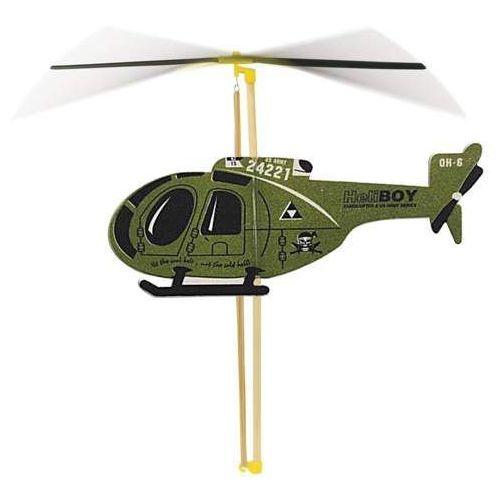 Vilac Zielony helikopter na gumkę