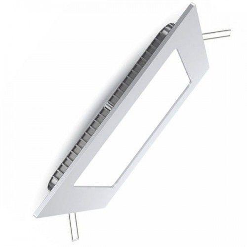 Lampa downlight plafon 6W V-TAC LED 12 x 12 cm, VT-607SQ