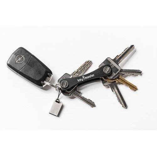 Key master / organizer do kluczy - czarny - czarny marki Gadget master