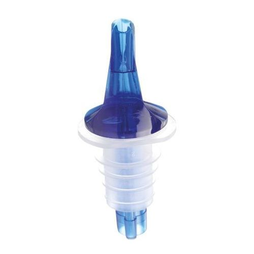 Nalewak do alkoholu niebieski - zestaw 4 szt. marki Hendi