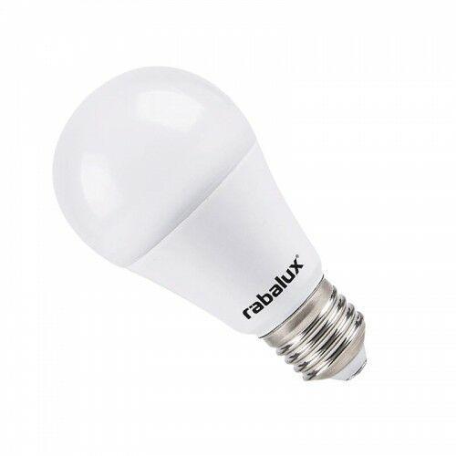 LED 12W E27 1050lm barwa ciepła 3000K Rabalux 1618, 1618