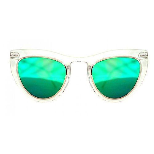 Okulary słoneczne outward urge tr90 clear/green mirror marki Spitfire