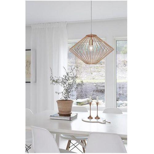 Edge 105945 lampa nowoczesna metalowa miedź marki Markslojd