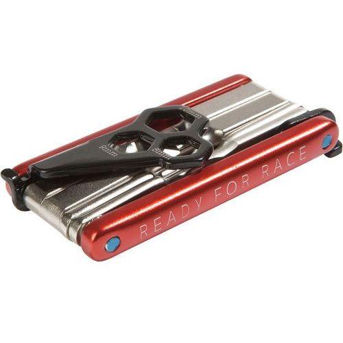 Rfr multi tool 12 narzędzie do roweru czerwony 2018 narzędzia wielofunkcyjne i mini narzędzia