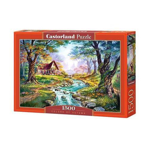 Castor Puzzle colors of autumn 1500 -