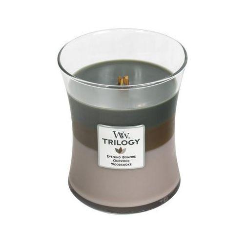 WoodWick - Cozy Cabin - potrójna świeca zapachowa - górska chatka (czas palenia: do 100 godzin) (5038581054414)