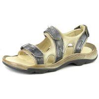 Sandały męskie 824, Helios