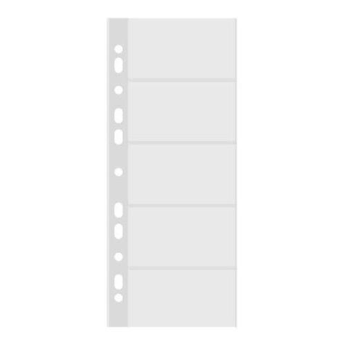 Donau Wizytownik ringowy - wkład transparentny - x08125