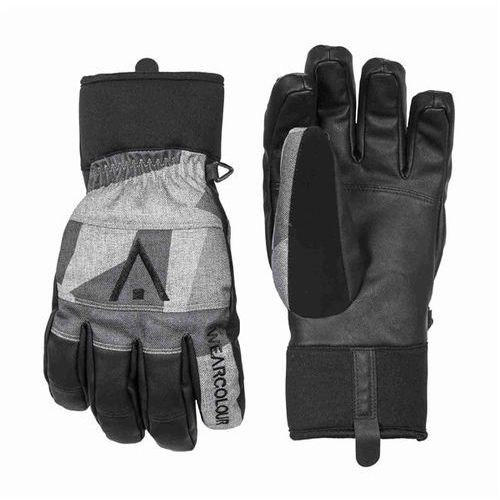 Rękawice - rider glove asymmetric olive (510), Clwr