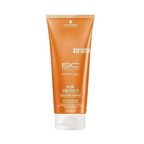 Schwarzkopf bc sun protect | kremowa odżywka pielęgnująca włosy po ekspozycji na słońce 100ml (4045787236149)