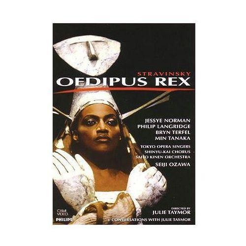 Stravinsky: Oedipus Rex - Jessye Norman, Saito Kinen Orchestra, Shinyu-Kai Chorus