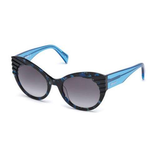 Just cavalli Okulary słoneczne jc 789s 55b
