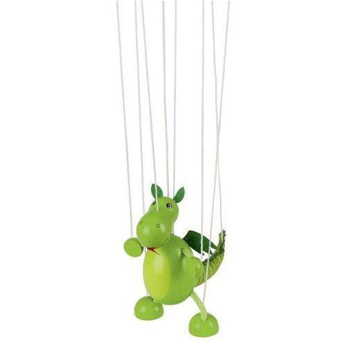 Goki Drewniana marionetka, dinozaur (4013594517546)