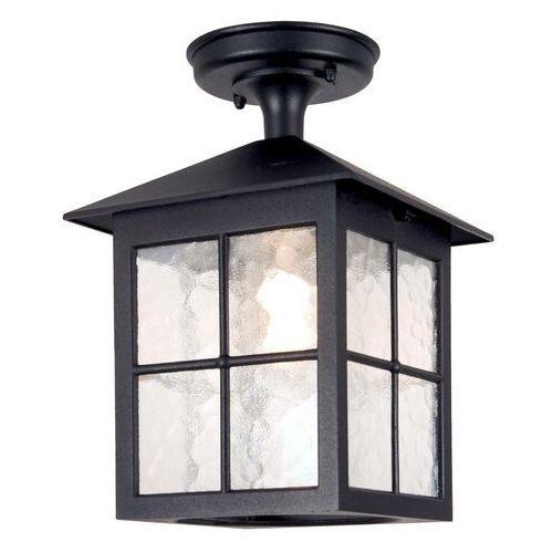 Elstead Zewnętrzna lampa sufitowa winchester bl18a tarasowa oprawa klasyczna latarenka outdoor ip43 czarna (5024005236405)