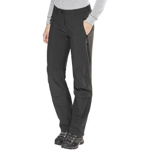 Schöffel Engadin Spodnie długie Kobiety czarny 38 2018 Spodnie z odpinanymi nogawkami (4057038091360)