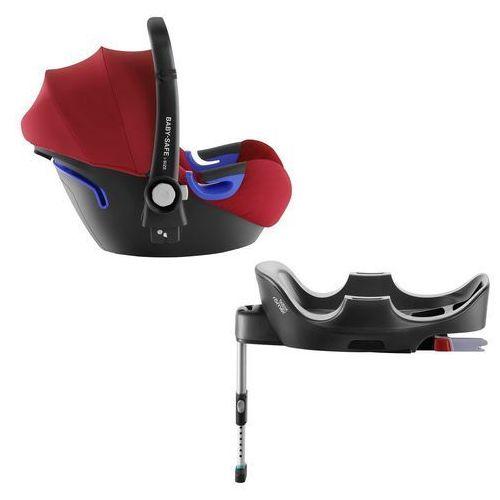 Britax romer baby-safe i-size flame red + flex base isofix marki Britax, romer