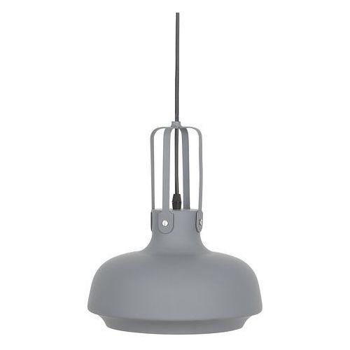 Lampa wisząca szara TARAVO (4260602373520)