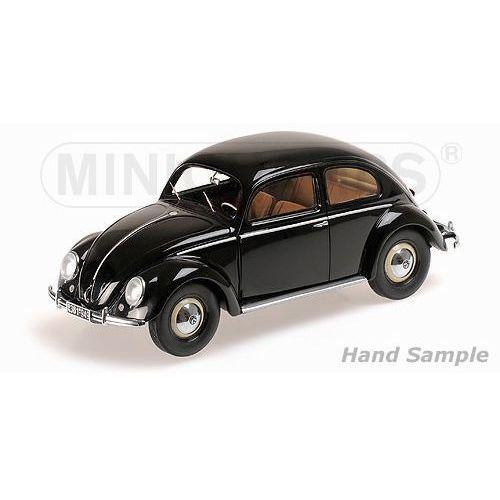 MINICHAMPS Volkswagen 1200 1949 (black) (4012138129993)
