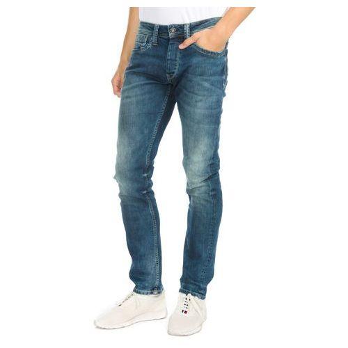 Pepe Jeans Cash Dżinsy Niebieski 28/34, jeansy