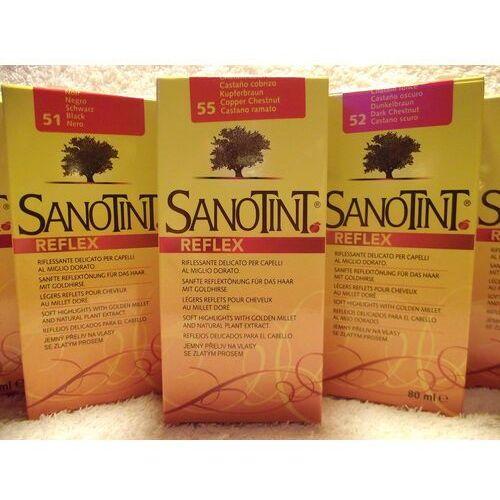 SANOTINT - Szampon koloryzujący REFLEX, kolor SANOTINT