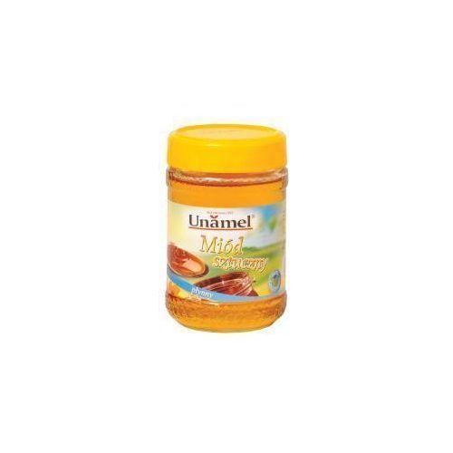 Miód sztuczny płynny 350 g Unamel (5902468101075)