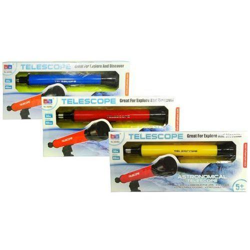Zabawka SWEDE G883 Teleskop - produkt z kategorii- Pozostałe zabawki edukacyjne