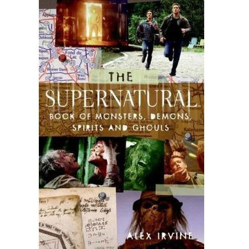The Supernatural Book of Monsters, Spirits, Demons, and Ghouls, Film Tie-In (9780061367038)