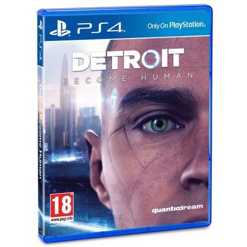 Detroit Become Human (PS4). Najniższe ceny, najlepsze promocje w sklepach, opinie.